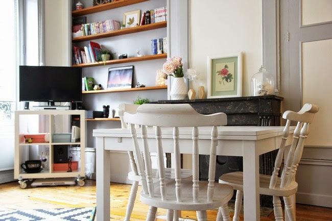 d couverte de mon salon et de ma salle manger camille talks. Black Bedroom Furniture Sets. Home Design Ideas